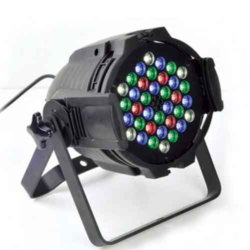 36pcs* 3W RGB 3in1 Full Color Led Par Light
