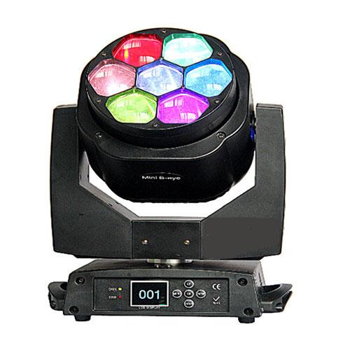 Mini Bee Eye LED Moving Head Zoom Wash Light