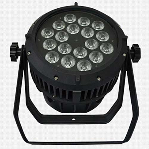 19pcs*15W RGBW LEDs Outdoor Waterproof Par Lights