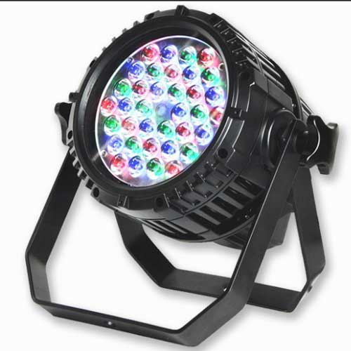 54pcs*3w RGBW Waterproof Led Par Light