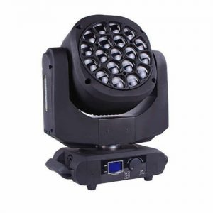 19*15W 4in1 Bee Eye Led Zoom Moving Head Llight