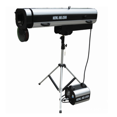 2500w manually follow spotlight projection distance 80m