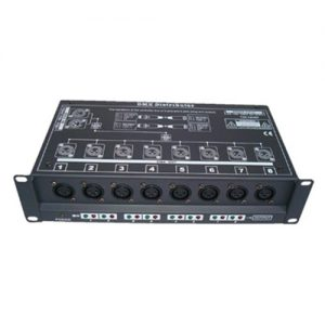 4/8 Routes Signal Amplifier DMX Distributor