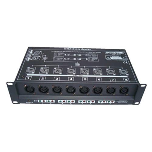 4/8 Routes Signal Amplifier DMX Distributor