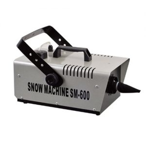 400W Bar Wedding Club Small Snow Machine