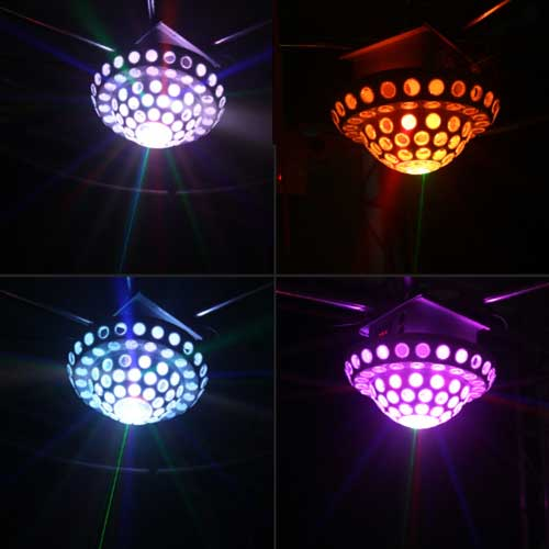 Super Magic Ball Night Club laser light