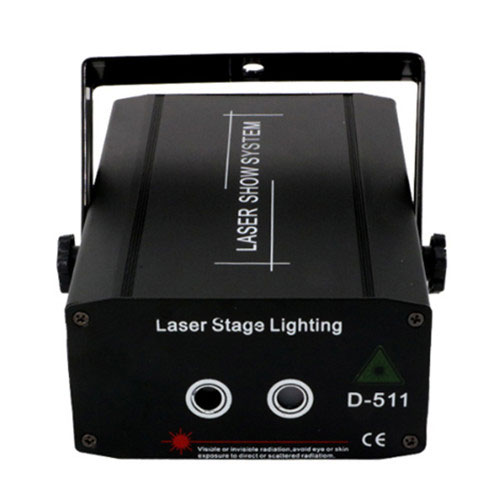 Mini Red Green Night Club laser light