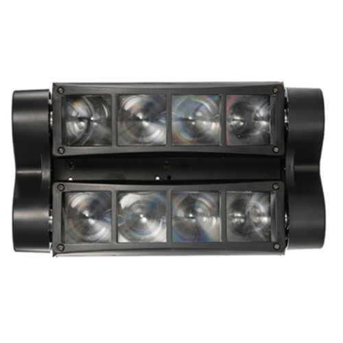Mini 8x10w led spider beam moving head light